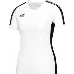 JAKO Ladies T-Shirt Striker бело-черный