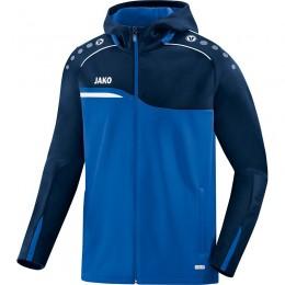 JAKO Ladies Куртка с капюшоном 2.0 королевский флот