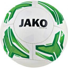 JAKO Lightball Match 2.0 HS, 14 P бело-зеленый-зеленый-290г