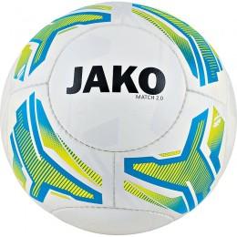 JAKO Lightball Match 2.0 HS, 14 P бело-желтый-JAKO синий-350г
