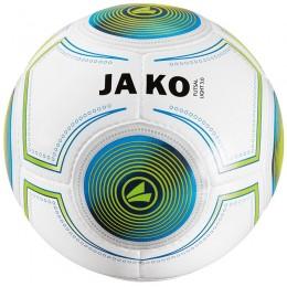 JAKO Ball Futsal Light 3.0 бело-JAKO сине-неоновый зеленый-290г
