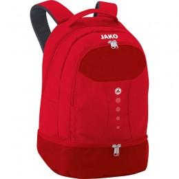 JAKO Backpack Striker с нижним отделением красный