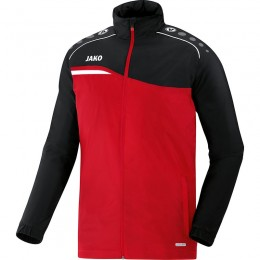 JAKO Kids All Weather Jacket Competition 2.0 red-black