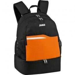 JAKO Backpack Competition 2.0 черно-неоновый оранжевый