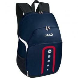 JAKO Backpack Performance темно-белый-красный