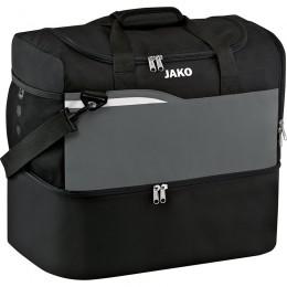 Конкурс спортивной сумки JAKO 2.0 с нижним отсеком черного антрацита