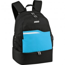 JAKO Backpack Competition 2.0 black-aqua