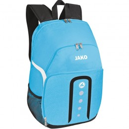 JAKO Backpack Performance aqua-white-Navy