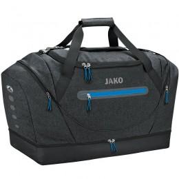 Спортивная сумка JAKO Champ с нижним отсеком пестрая черная