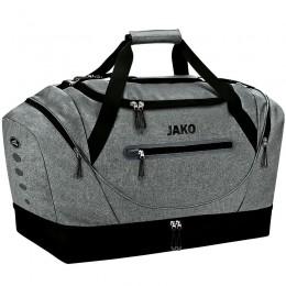 Спортивная сумка JAKO Champ с нижним отсеком пестрый серый