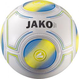 JAKO Lightball Match 14 Panel, HS бело-желтый-JAKO синий-290g