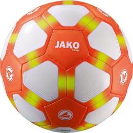 JAKO Lightball Striker 32 Panel, MS белый-неоновый оранжевый-неоновый желтый-350г