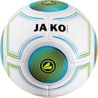 JAKO Ball Futsal 3.0 белый-JAKO сине-лайм-420г