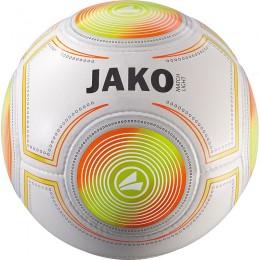 JAKO Lightball Match 14 Panel, HS белый-неоновый оранжевый-неоновый желтый-350 г