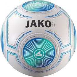 JAKO Lightball Match 14 Panel, HS white-aqua-JAKO blue-350g