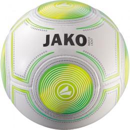 JAKO Lightball Match 14 Panel, HS белый-неоновый зеленый-неоновый желтый-290g