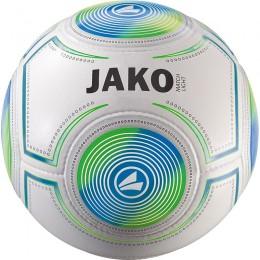 JAKO Lightball Match 14 Panel, HS white-JAKO blue-neon green-290g